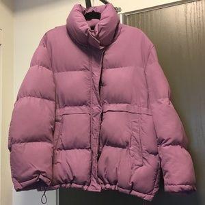 Jackets & Blazers - Korean Lavender Bomber - One Size
